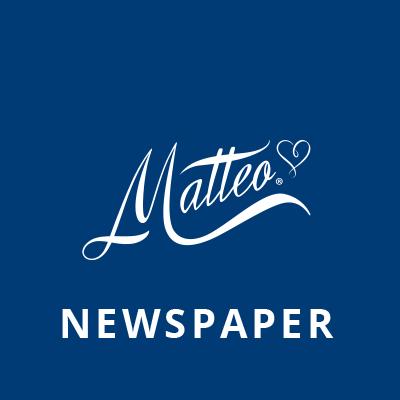 Gelateria Matteo – Newspaper